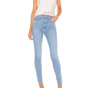 Levi's Mile High Super Skinny Jeans 24